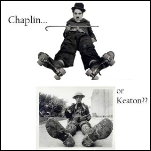 ChaplinOrKeaton