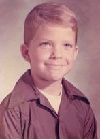 Me at age 10. Who do you think put that smile on my face -- Ginger, or Mary Ann?