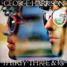 GeorgeHarrison33OneThirdCover