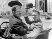 Laurel-and-Hardy-in-Car