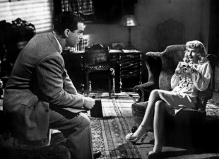 -35 Double indemnity (1944) - Fred MacMurray & Barbara Stanwyck